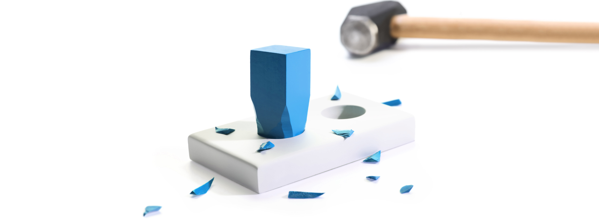 How to Succeed As a Square Peg in a Round Hole