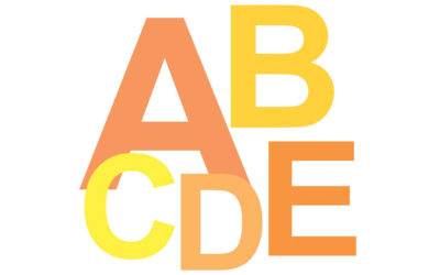 Evaluate the ABCD's (and E's!) of the Work First!